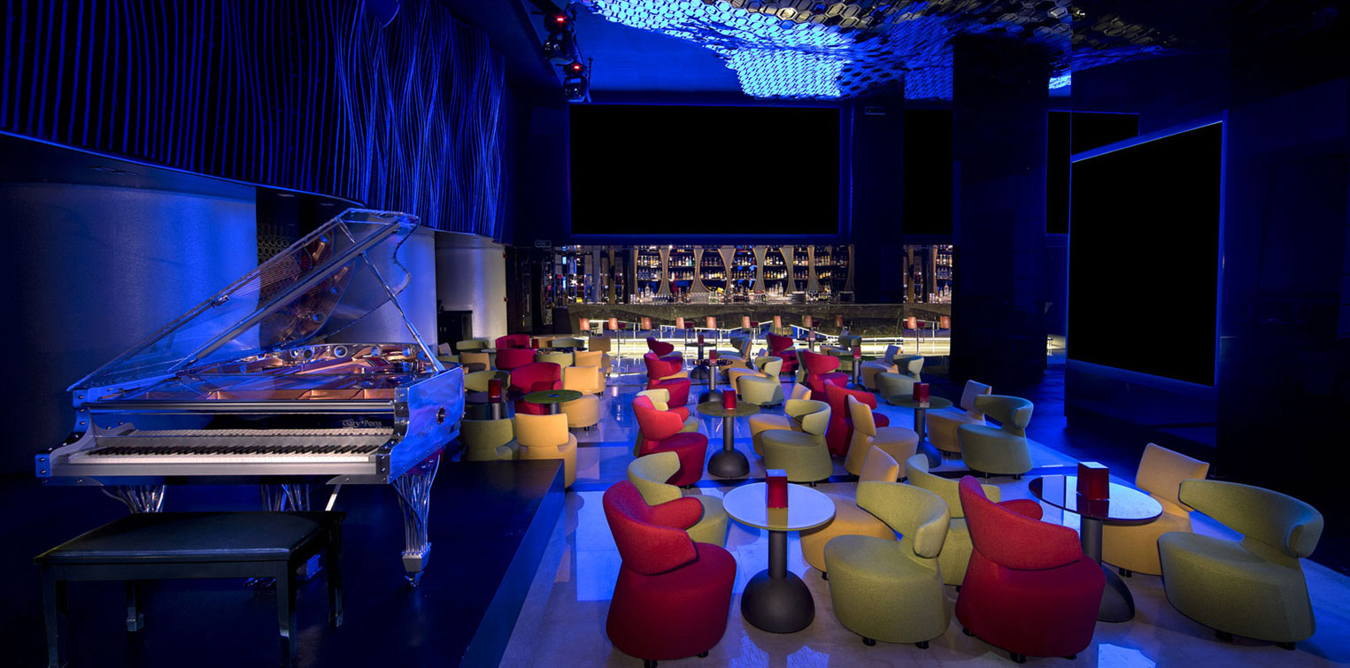 Madison Piano Bar - La Cigale Hotel