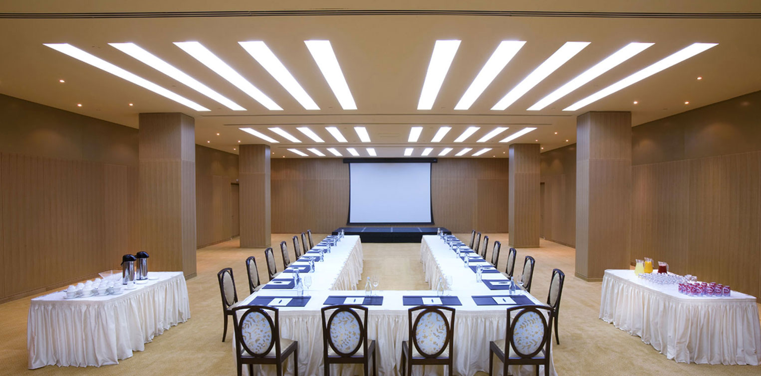 Al Ghariyah 1 Meeting Room - La Cigale Hotel