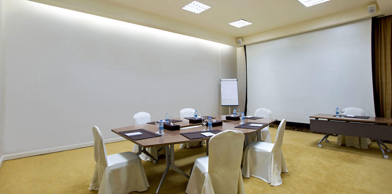 Al Ghariyah 3, 4 & 5 Meeting Rooms - La Cigale Hotel