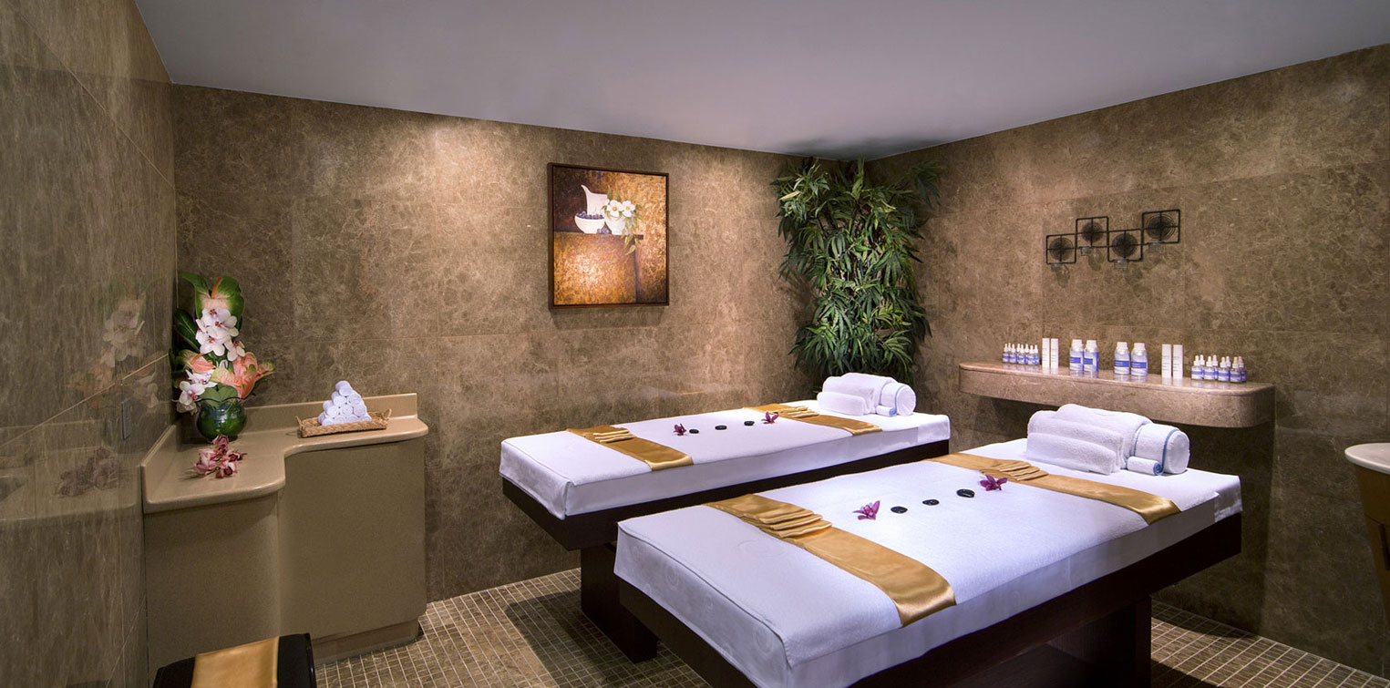 Ozone Gym & Spa Duo Massage Room - La Cigale Hotel