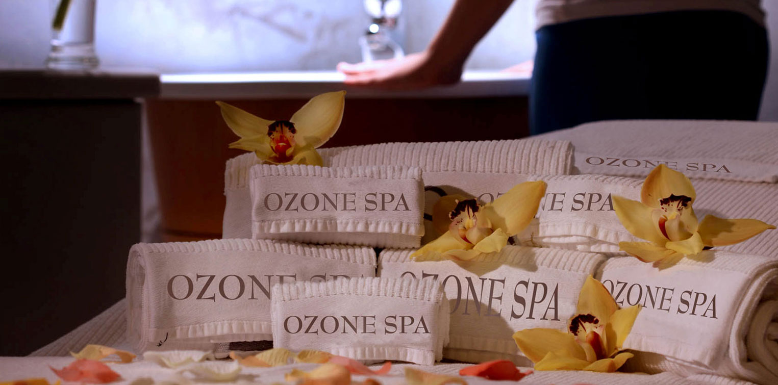 Ozone Gym & Spa Treatment Room - La Cigale Hotel