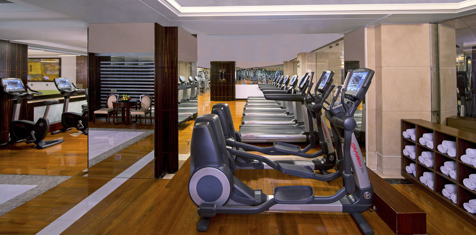 Ozone Gym - La Cigale Hotel